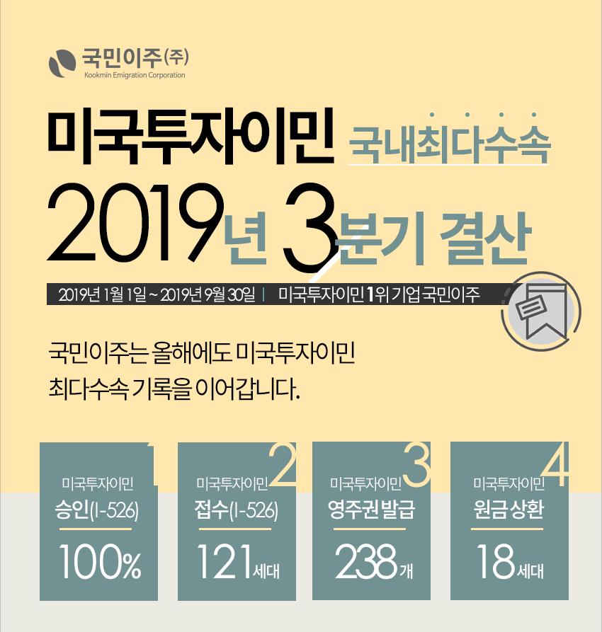 국민이주 2019 3분기